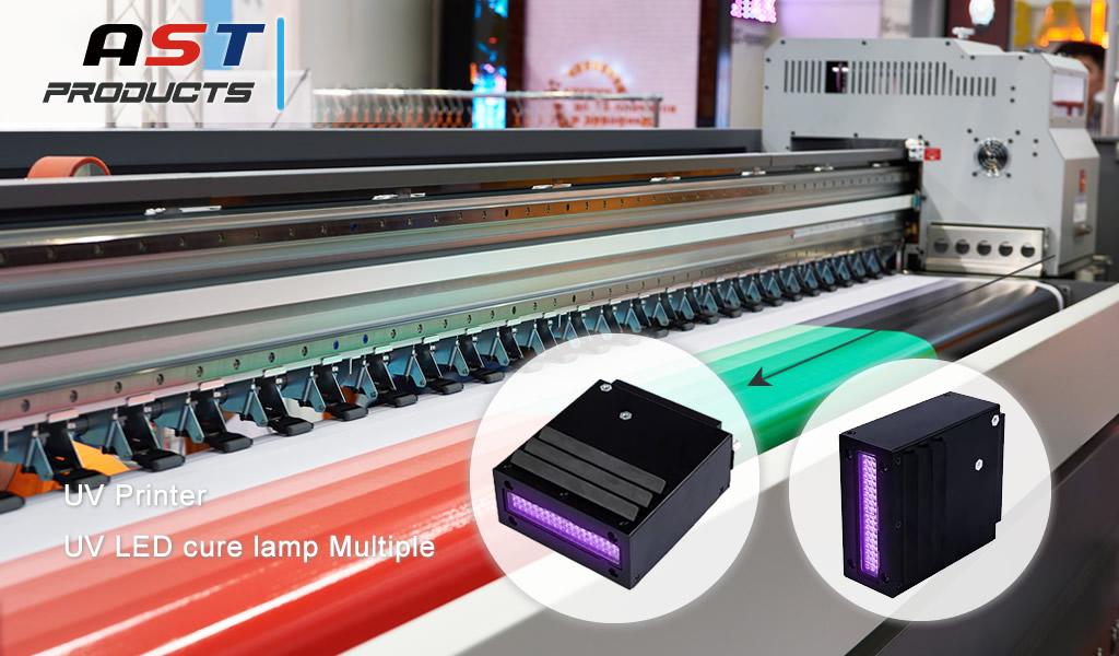 UV印刷機應用